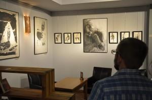 Część ekspozycji