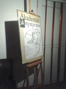 Dawno niepublikowany plakat Akademii...