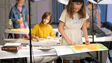 AKADEMIA DLA DZIECI wszechstronna edukacja plastyczna dzieci